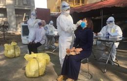 Bắc Ninh lấy mẫu xét nghiệm diện rộng huyện Thuận Thành