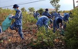 Vùng 5 Hải quân hưởng ứng tuần lễ biển và hải đảo Việt Nam