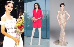 Hoa hậu Thu Thủy sở hữu nhan sắc lẫn tài năng, tình duyên lận đận