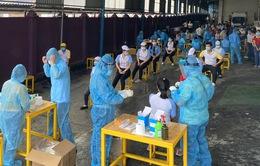 Phát hiện 2 trường hợp dương tính với SARS-CoV-2 ở Bình Chánh qua khám sàng lọc