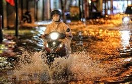 Thủ đô Hà Nội từ chiều tối 6-8/6, có mưa vừa và dông, cục bộ mưa to