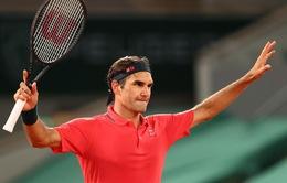 Roger Federer nhọc nhằn vào vòng 4 Pháp mở rộng 2021