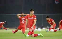 Chân sút Tiến Linh mong ĐT Việt Nam có kết quả tốt trước Indonesia (23h45 ngày 7/6, vòng loại World Cup 2022)