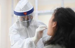 Hà Nội: Người phụ nữ bán rau dương tính SARS-CoV-2, chưa xác định được nguồn lây