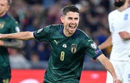 Sao đương thời: Jorginho - Từ Brazil tới EURO 2020