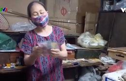 Tiểu thương ở Hà Nội tích cực ủng hộ Quỹ Vaccine phòng, chống COVID-19
