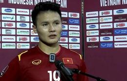 Tiền vệ Nguyễn Quang Hải: Thầy Park đã có thay đổi để ĐT chơi tốt hơn trong hiệp 2
