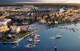 Aqua Marina mang chất sống thượng lưu châu Âu về phía Đông Sài Gòn