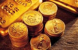 Giá vàng giao dịch sát mốc 57 triệu đồng/lượng