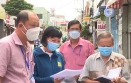 TP Hồ Chí Minh gấp rút chi tiền cho người khó khăn trong gói hỗ trợ gần 900 tỷ đồng