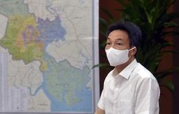 Hình thành 'vành đai chống dịch' quanh TP Hồ Chí Minh