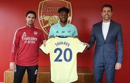 Arsenal công bố tân binh đầu tiên trong hè 2021