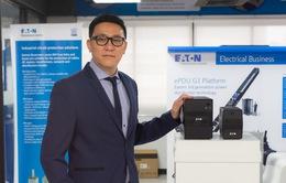 Eaton công bố quan hệ hợp tác với nhà phân phối IDC Saigon