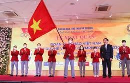 Thể thao Việt Nam xuất quân lên đường dự Olympic Tokyo 2020: Nêu cao khát vọng cống hiến để tạo thành sức mạnh