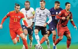 Những cái nhất tại UEFA EURO 2020