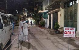 Hà Nội thêm 1 ca dương tính với SARS-CoV-2 ở phố Trần Cung
