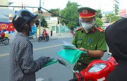 Không kiểm tra giấy xét nghiệm COVID-19 đối với trường hợp đi lại trong TP Hồ Chí Minh