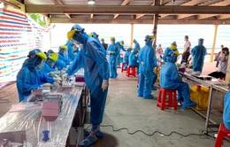 Ghi nhận 18 ca dương tính với SARS-CoV-2 tại Bình Định, Nam Định và Vĩnh Long