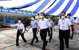 """Hà Nội: Ưu tiên ngăn chặn mầm bệnh xâm nhập, không """"ngăn sông cấm chợ"""""""