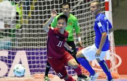 ĐT Việt Nam đặt mục tiêu cao tại VCK Futsal World Cup 2021