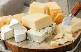 Phát hiện mới: ăn phô mai có thể giúp kéo dài tuổi thọ