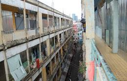 Chính phủ ban hành Nghị định mới về cải tạo, xây dựng lại nhà chung cư