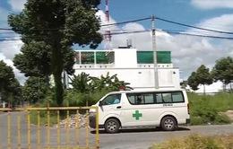 Cần Thơ lập bệnh viện dã chiến quy mô 100 giường