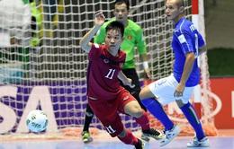 ĐT Futsal Việt Nam phấn đấu đạt thành tích tốt hơn kỳ World Cup trước