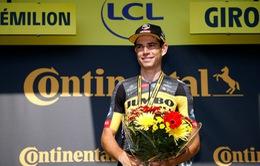 Chặng 20 giải xe đạp Tour de France: Wout van Aert giành chiến thắng