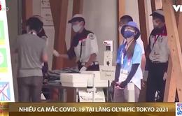 Nhật Bản ghi nhận các ca mắc COVID-19 đầu tiên tại làng Olympic