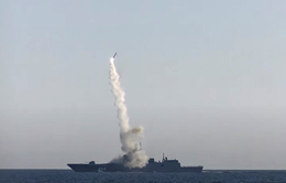 Nga phóng thử tên lửa siêu thanh Tsirkon