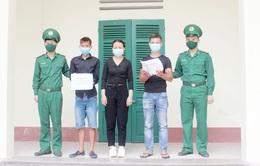 Chở người xuất cảnh trái phép sang Trung Quốc, lấy 1,7 triệu tiền công