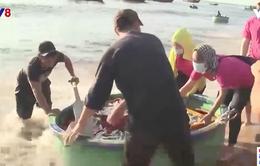 Người dân Quảng Bình góp cá tươi gửi người dân khu cách ly ở Thành phố Hồ Chí Minh