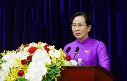 Bí thư Tỉnh ủy Hà Nam Lê Thị Thủy được bầu giữ chức Chủ tịch HĐND tỉnh