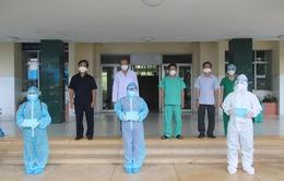 Đồng Tháp có 31 bệnh nhân COVID-19 được xuất viện