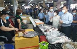 Bộ Công Thương đề nghị TP Hồ Chí Minh nghiên cứu sớm mở thêm chợ truyền thống