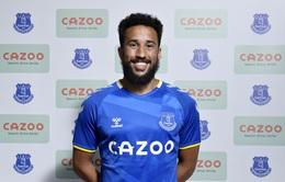 Everton chính thức ra mắt tiền vệ Andros Townsend