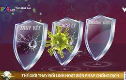 Thế giới định hình chiến lược sống chung với virus SARS-COV-2