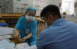 Hôm nay (22/7), TP Hồ Chí Minh bắt đầu tiêm vaccine COVID-19 đợt 5 gồm 3 loại