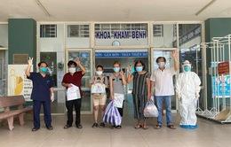 Ngày 22/7: Thêm 1.450 bệnh nhân COVID-19 được công bố khỏi bệnh