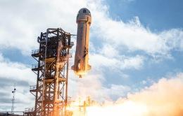 Chuyến bay vào không gian của tỷ phú Jeff Bezos mở đường cho du lịch vũ trụ