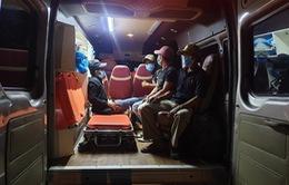 Xác minh vụ 4 ngư dân không có tiền phải đi bộ từ Ninh Thuận về Phú Yên