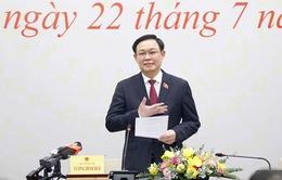 Chủ tịch Quốc hội: Vinh dự, tự hào nhưng trọng trách nặng nề