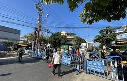 Khánh Hòa kéo dài giãn cách xã hội tại một số địa phương