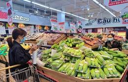 """""""Không thiếu nguồn cung thực phẩm cho TP Hồ Chí Minh"""""""