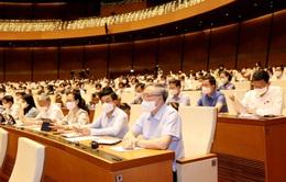 Quốc hội chốt giữ nguyên cơ cấu 22 bộ, ngành của Chính phủ