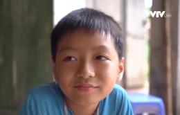 Thương cảm cậu bé 10 tuổi mắc bệnh ung thư hạch