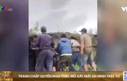 Đắk Lắk: Tranh chấp quyền khai thác mỏ gây mất an ninh trật tự