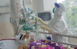 TP Hồ Chí Minh tổ chức lại quy trình, tập trung điều trị ca COVID-19 nặng