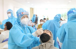 Hơn 3% mẫu xét nghiệm nhanh tại TP Hồ Chí Minh dương tính